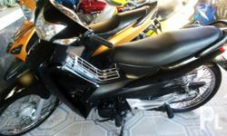 Deskripsiyon HONDA WAVE100,2007 MODEL,NEW REAR