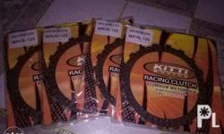 Clutch Lining For honda Wave125 Price: 500 for 4pcs