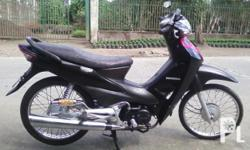 Deskripsiyon honda wave 100 2007 model all stock
