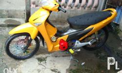 for sale swap honda wave 125 issue late register good