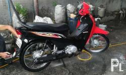 for sale honda wave alpha 110 negotiable. issue may
