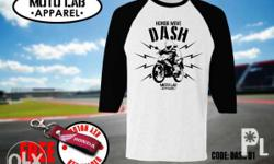 Wear your ride and be proud with this vintage inspired