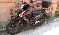 AVAILABLE UNTIL POSTED Honda wave gilas 125 2014 model