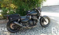 Low mileage Twin brothers exhaust Black edition (