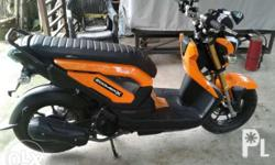 Honda Xoomer-X Casa maintained In great condition