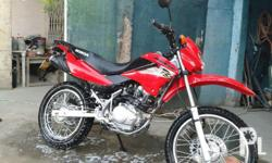FOR SALE HONDA XR125. -All stock (engine never been