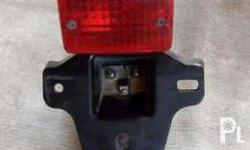 From: Honda XR200, 2013 model..brake light assembly,