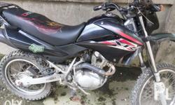 Honda XR 125L All Stock Condition original OR & CR