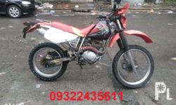 Honda XR200 FOR SALE Good Running Complete Papers