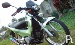 HONDA XRM110 FOR SALE - RUSH!! complete papers. 1st