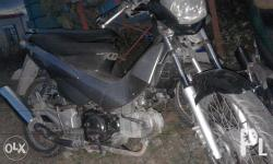 honda xrm rs...complete papers... orig. or.cr....and