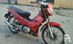 * Honda XRM 110 * Model 2005 * Running Condition *
