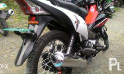 Rush sale! Pre-owned XRM 125 DS Model: 2012 AS you can