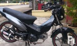 Honda xrm 125 in great condition para. Engine di pa na