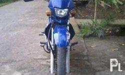 Honda xrm, price 25,000, color blue, all stock, all