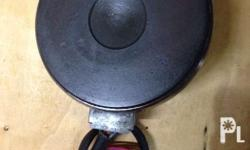 """Hot plate 6"""" 450 Hot plate 8"""" 550 In good condition"""