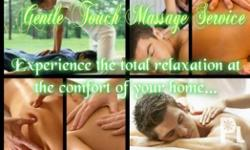 "Gentle Touch Therapeutic Massage Service""Replenish Your"