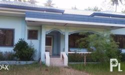 For Sale HOuse n lot Fully furnished/concrete With area