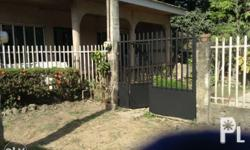Titled house and lot 159 sq Mtr lot area 100 sq Mtr