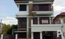 3-storey house 1 car carage 3 bed rooms 1 master