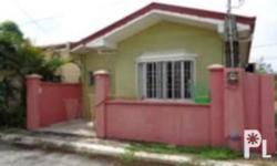 House and Lot for Sale in Malolos City Lot 46 Blk. 17