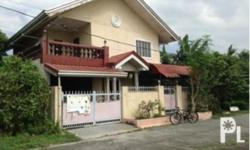 House and Lot for Sale in Tanza City Lot 5 Blk. 7 Road