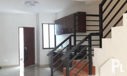 Location: Fortune Marikina City. Townhouse unit with 4