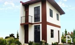 DAFFODIL SINGLE ATTACHED Lot Area : 81 sqm. Floor Area: