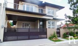 House and lot for Sale in Tahanan Village Paranaque