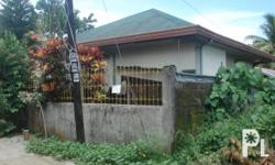 300sqm lot w/ 70sqm floor area house, 3 bedrooms , 1cr