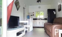 Furnished duplex house for rent, located in a safe and
