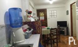 2 bedrooms with complete kitchen utensils,ref,cabled