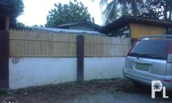 Very accessible house & lot at caseres subd. near ABS