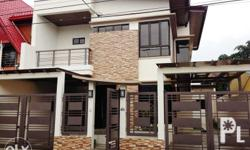 2 STOREY HOUSE AND LOT FOR SALE FILINVEST, BRGY.