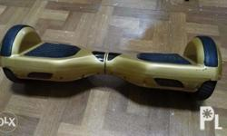 Gold Hoverboard for sale. meet up at Robinsons Forum