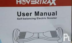 For sale hovertraxx brandnew. Available color is red,