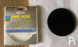 Hoya ND400 Filter 77mm (9-stops) Used twice only In