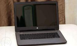 QUICK SPEC. HP 14 14inch Laptop - 98% Like New No