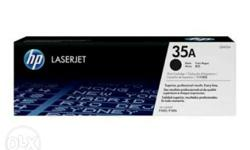Hp35a Original Toner Please pm or text us for inquiry.