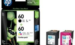 for sale hp 60 ink.we deal free delivery within metro