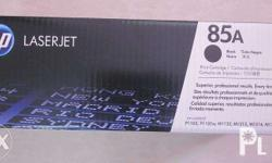 HP 85A CE285A Toner Genuine For faster transaction