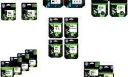 We sell Brandnew Hp ink Cartridge,free delivery within