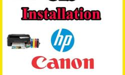 CIS Installation for HP Cannon Brother Epson Printer