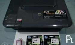 HP DESKJET INK ADVANTAGE 2060 Like new, no issue at