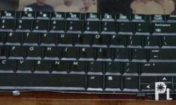 HP DV6 laptop ut3a keyboard Good condition