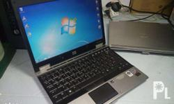 HP EliteBook 2530p Centrino2 V-pro SPECS: Windows 7