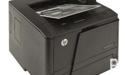 HP LASERJET 401 = 15,500Php for specs visit: