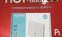 HuaWei B315s-22 4G LTE white Router 150mbps Cat4 32