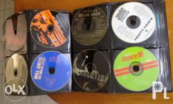 Im offering for sale 160 USA CD's All for one Price All