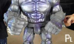 Marvel select hulk unleashed and barbarian. Iron clad